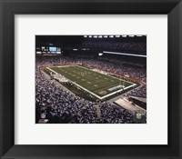 Framed Gillette Stadium