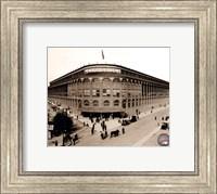 Framed Ebbets Field - Outside #1