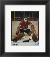 Framed Tony Esposito - Action