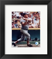 Framed Boog Powell - Batting