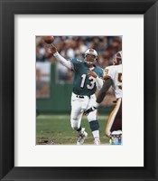 Framed Dan Marino - Passing Action