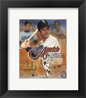 Framed Luis Aparicio - Composite/Portrait Plus