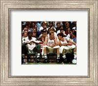 Framed R. Parish/L. Bird/K. McHale
