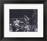 "Framed Dwight Clark - ""The Catch"""