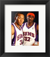 Framed Amare Stoudemire / Shawn Marion