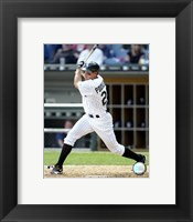 Framed 2005 - Scott Podsednik Batting Action