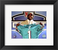 Framed 2005 - Ronnie Brown Draft Day