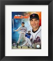 Framed Carlos Beltran - 2005 Composite