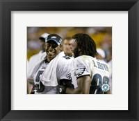Framed 2005 - Donovan McNabb / Reggie Brown