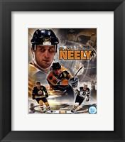 Framed Cam Neely - Legends Composite