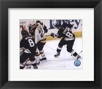 Framed 2005 - Sidney Crosby  1st Goal