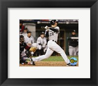 Framed Scott Podsednik - '05 World Series Game 2 / Game Winning Home Run