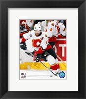 Framed Stephane Yelle - '05 / ' 06 Away Action