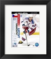 Framed Jaromir Jagr - Ice Breakers Composite