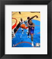 Framed Stephon Marbury - '05 / '06 Action