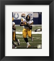 Framed Jerome Bettis - '05 / '06 Action