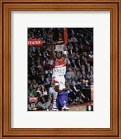 Framed Kobe Bryant - `06 ASG / Action