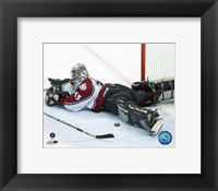 Framed Patrick Roy - Action