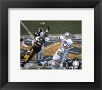 Framed Troy Aikman - Horizontal Action