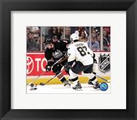 Framed Alexander Ovechkin / Sidney Crosby '05 - '06 Group Shot