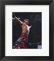 Framed Rey Mysterio - #314