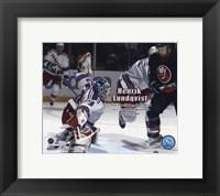 Framed Henrik Lundqvist - '05 / '06 30 Win Season