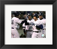 Framed Alex Rodriguez - '06 Grand Slam / Celebration