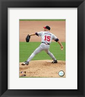 Framed Tim Hudson 2006 Action