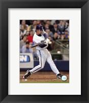 Framed J.J. Hardy - 2006 Batting Action