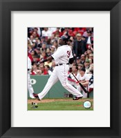 Framed David Ortiz - 2006 Batting Action