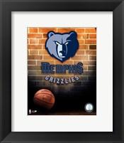 Framed Grizzlies - 2006 Logo
