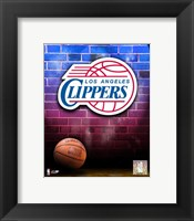 Framed Clippers - 2006 Logo