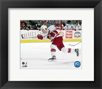 Framed Shane Doan - '05 / '06 Away Game