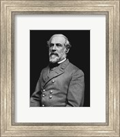 Framed Portrait of General Robert E. Lee (#3)