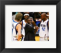 Framed 2006 Avery Johnson / Finals (#46)