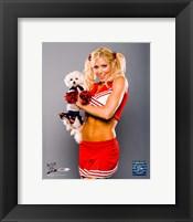 Framed Torrie Wilson - #357