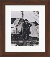 Framed General Ulysses S. Grant (#16)
