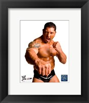 Framed Batista - #390