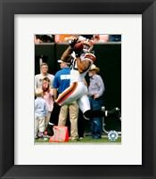 Framed Kellen Winslow Jr. - '06 / '07 Action