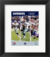"Framed 2006 - Cowboys ""Big 3"""