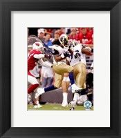 Framed Steven Jackson - '06 / '07 Action