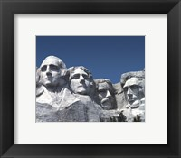 Framed Mount Rushmore (#19)