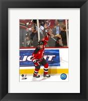 Framed John Madden - '06 / '07 Goal Celebration