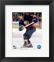 Framed Trent Hunter - '06 / '07 Home Action
