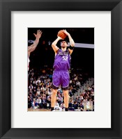Framed Brad Miller - '06 / '07 Action