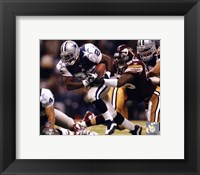 Framed Emmitt Smith - '02 Action