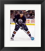 Framed Shawn Horcoff - '06 / '07 Home Action