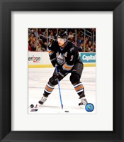 Framed Dainius Zubrus - '06 / '07 Home Action