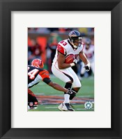 Framed Alge Crumpler - '06 / '07 Action