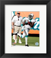 Framed Chris Chambers - '06 / '07 Action